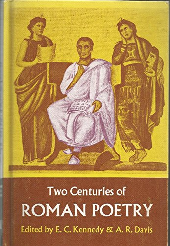 9780333042489: Two Centuries of Roman Poetry