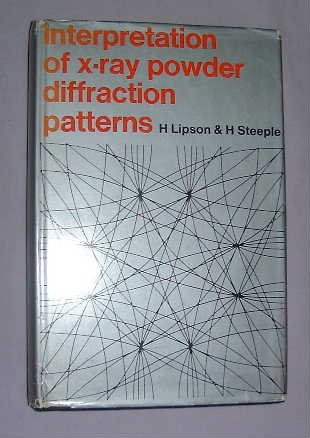 Interpretation of X-ray powder diffraction patterns: Lipson, H.