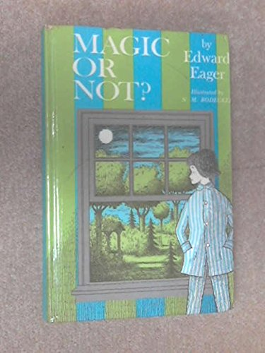 Magic or not?: Eager, Edward