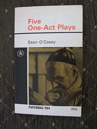 9780333052273: FIVE ONE ACT PLAYS