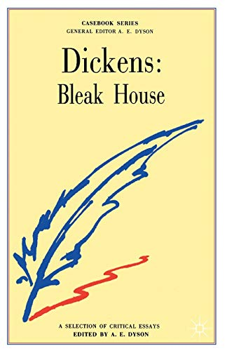 9780333054253: Dickens: Bleak House (Casebooks Series)