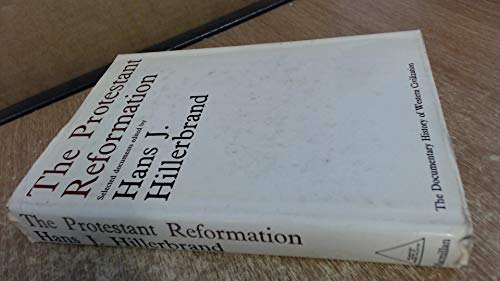 9780333054918: THE PROTESTANT REFORMATION.