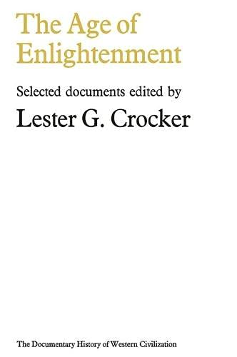 9780333055045: Age of Enlightenment (Documentary History of W.Civilization)