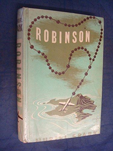 9780333064566: Robinson