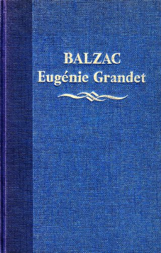 9780333065532: Eugenie Grandet (Modern Language Texts)