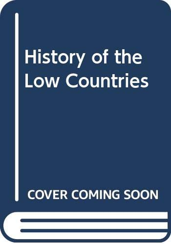 9780333067369: History of the Low Countries: Episodes and Problems