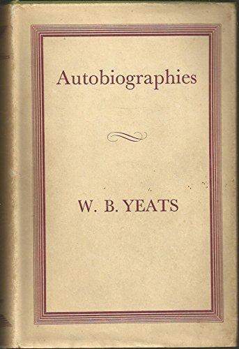 9780333070284: Autobiographies