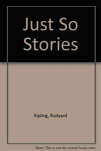 9780333071403: Just So Stories
