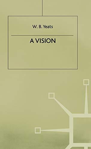 9780333076897: Vision