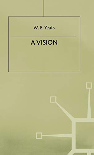 Vision (0333076893) by Yeats, William Butler; Yeats W. B.
