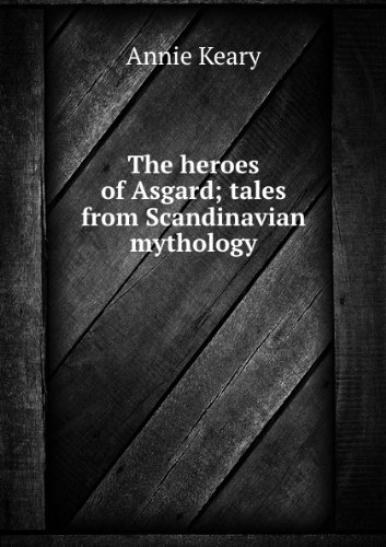 9780333078020: The Heroes of Asgard