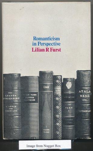 9780333088852: Romanticism in Perspective