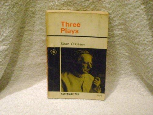 THREE MORE PLAYS BY SEAN O'CASEY:THE SILVER TASSIE;PURPLE DUST;RED ROSES FOR ME [Paperback] (9780333089460) by Sean O'Casey