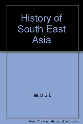 9780333089651: History of South East Asia