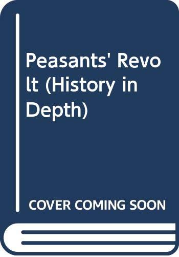 9780333091395: Peasants' Revolt (History in Depth)