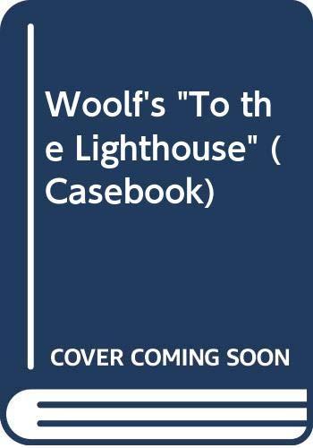9780333099704: Woolf's