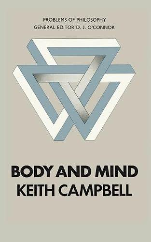 9780333100431: Body and Mind (Problems of Philosophy)