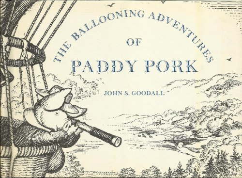 9780333101216: Ballooning Advent Paddy Pork