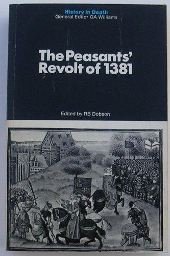 9780333102855: Peasants' Revolt (History in Depth)