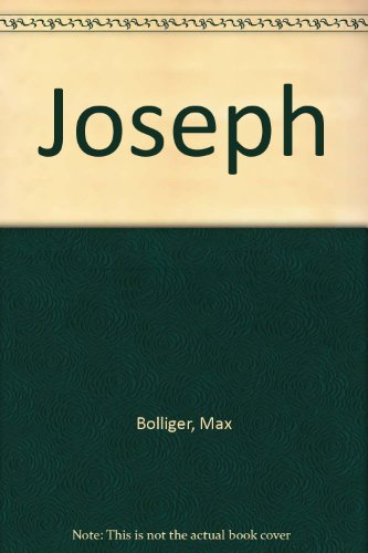 Joseph (0333104048) by Bolliger, Max