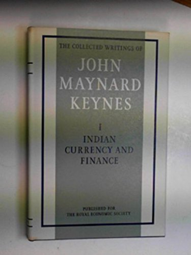 The Collected Writings of John Maynard Keynes.: Keynes, John Maynard
