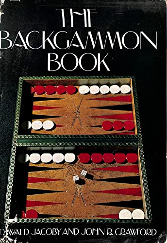 9780333114797: The Backgammon Book