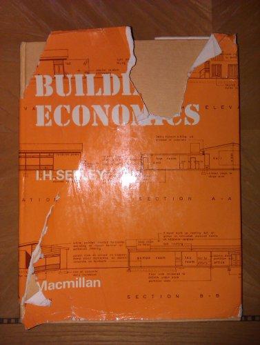 9780333115602: Building Economics