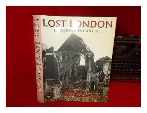 9780333118627: Lost London