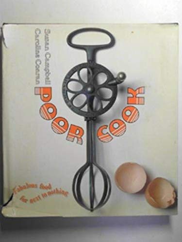 Poor Cook (0333120981) by Campbell, Susan; Conran, Caroline