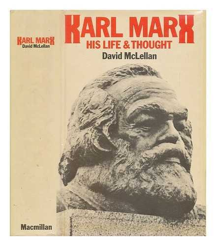 9780333122709: Karl Marx: His Life and Thought