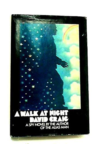 9780333124611: A Walk at Night