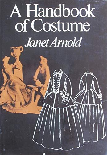 9780333124819: A Handbook of Costume
