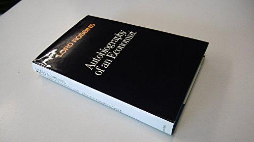 9780333125083: Autobiography of an Economist