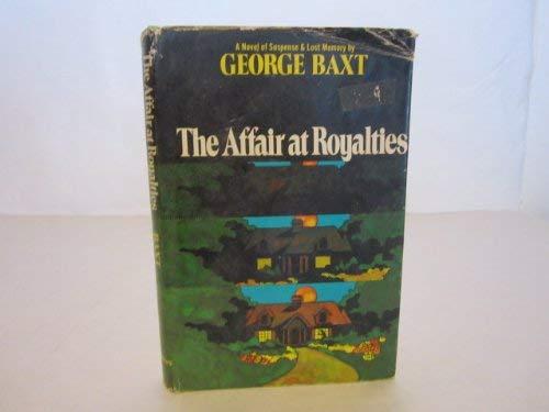 9780333126493: The Affair at Royalties