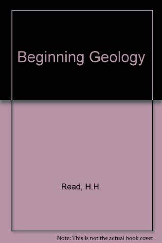 9780333126752: Beginning Geology