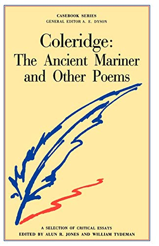9780333128374: Coleridge: The Ancient Mariner and other Poems (Casebooks Series)