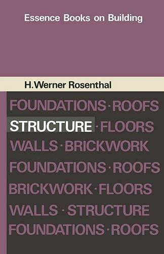 9780333129944: Structure (Essence Books on Building)