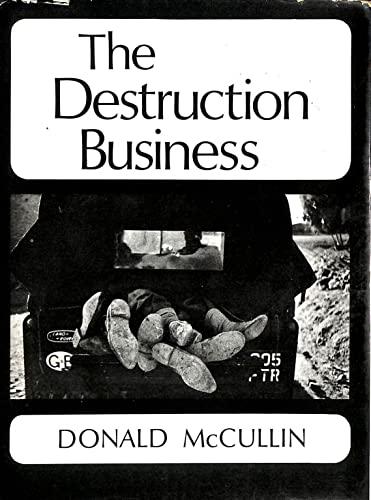 9780333130216: Destruction Business