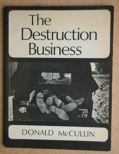 9780333130223: Destruction Business