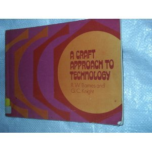 9780333130247: Craft Approach to Technology