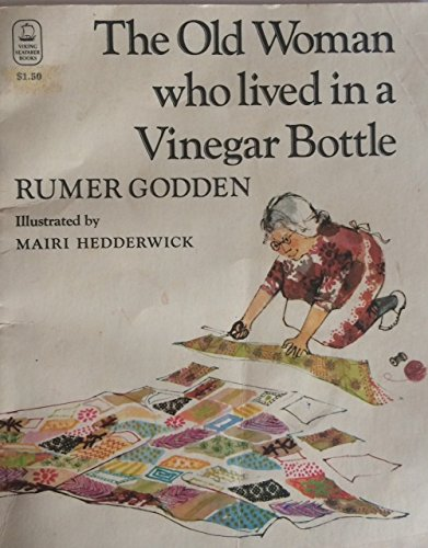 9780333131084: The Old Woman Who Lived in a Vinegar Bottle