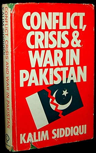 9780333131961: Conflict, Crisis and War in Pakistan