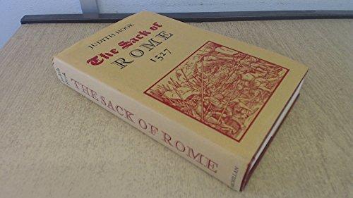 9780333132722: Sack of Rome