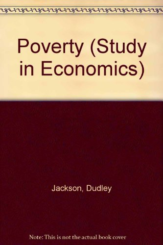 Poverty: Jackson, Dudley