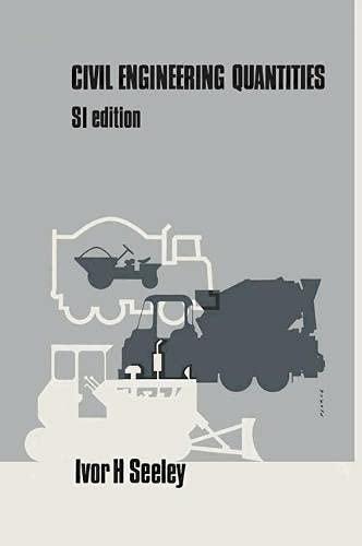 9780333135778: CIVIL ENGINEERING QUANTITIES