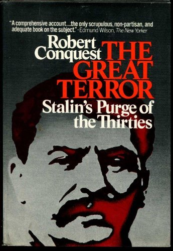 9780333136041: Great Terror: Stalin's Purge of the Thirties