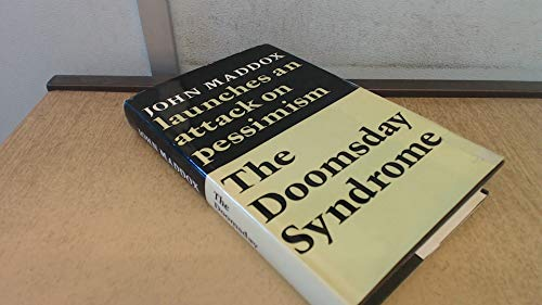 9780333136058: Doomsday Syndrome: An Assault on Pessimism