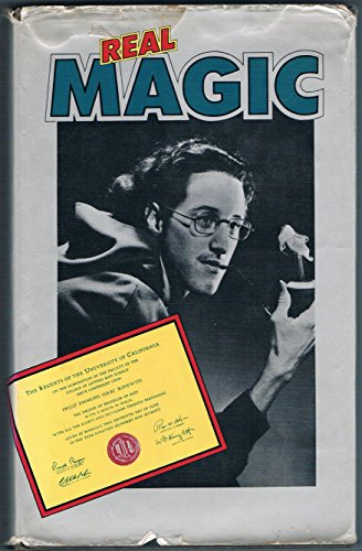 REAL MAGIC - An Introductory Treatise on the Basic Principles of Yellow Magic: Bonewits, Philip ...