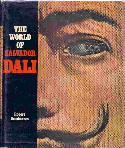 9780333141069: World of Salvador Dali