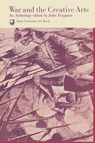 9780333141144: War and the Creative Arts (Open University set books)